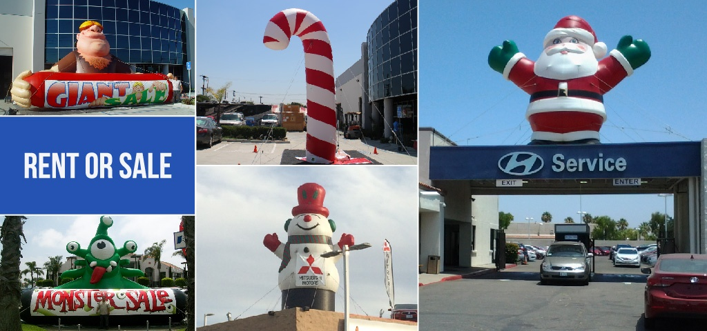 Holiday Inflatables for Sale