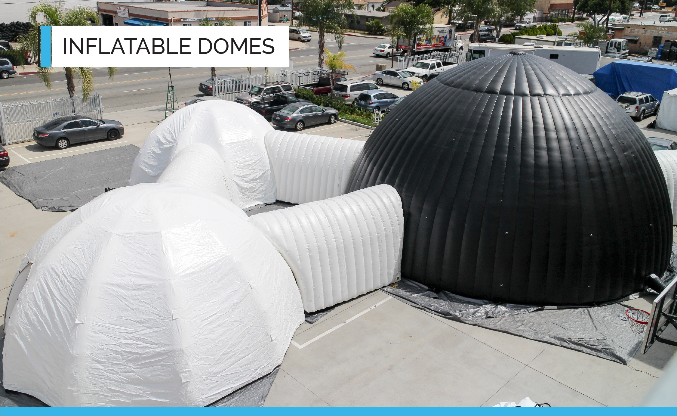 interconnected-domes