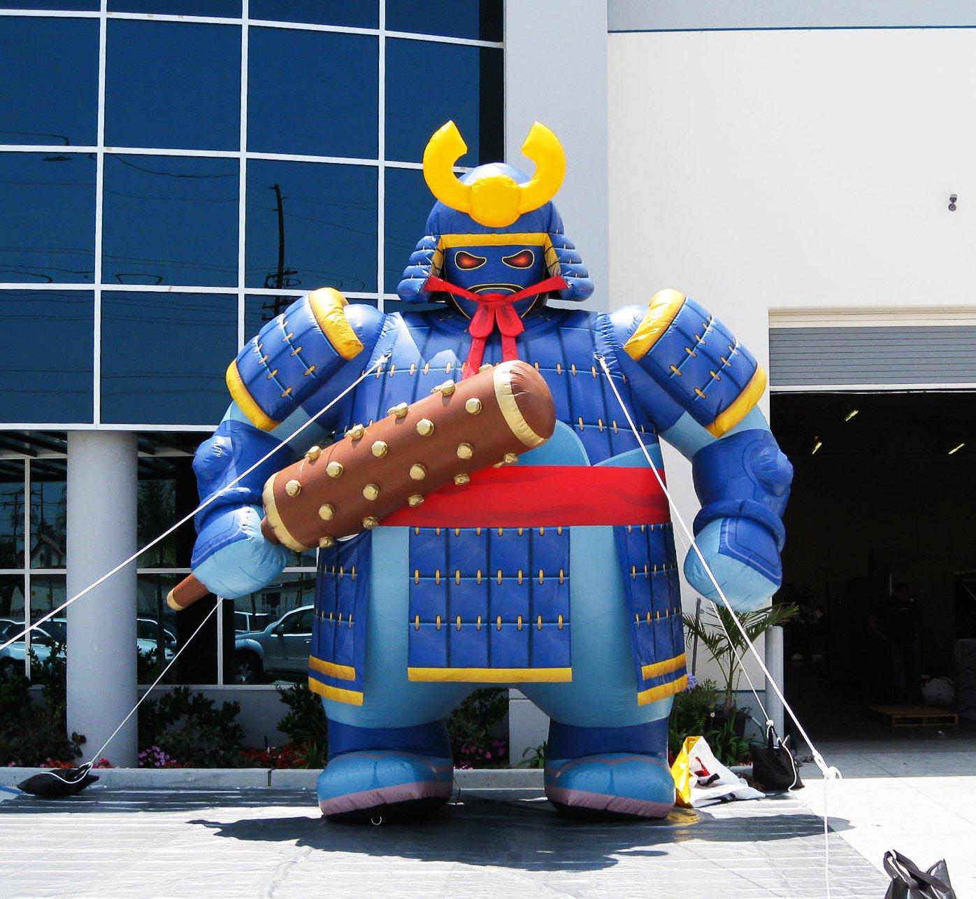 custom-inflatables-samurai
