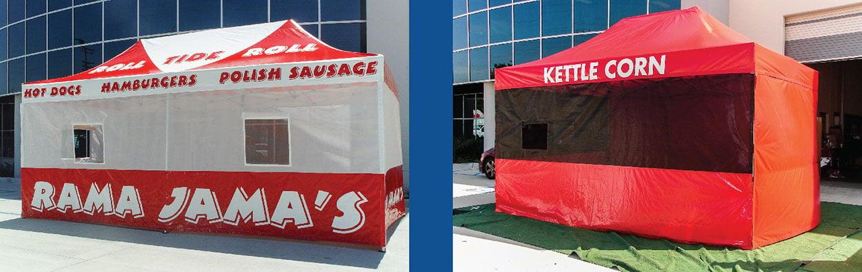 concessions-tents
