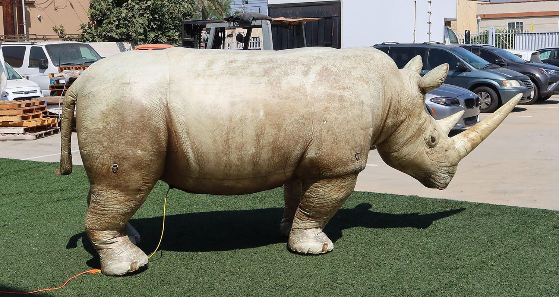 inflatable-rhino-replica