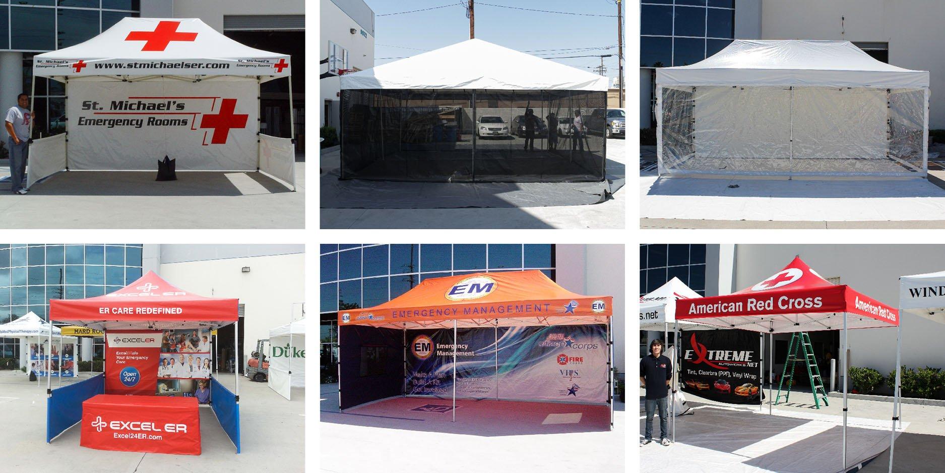 custom-medical-tents