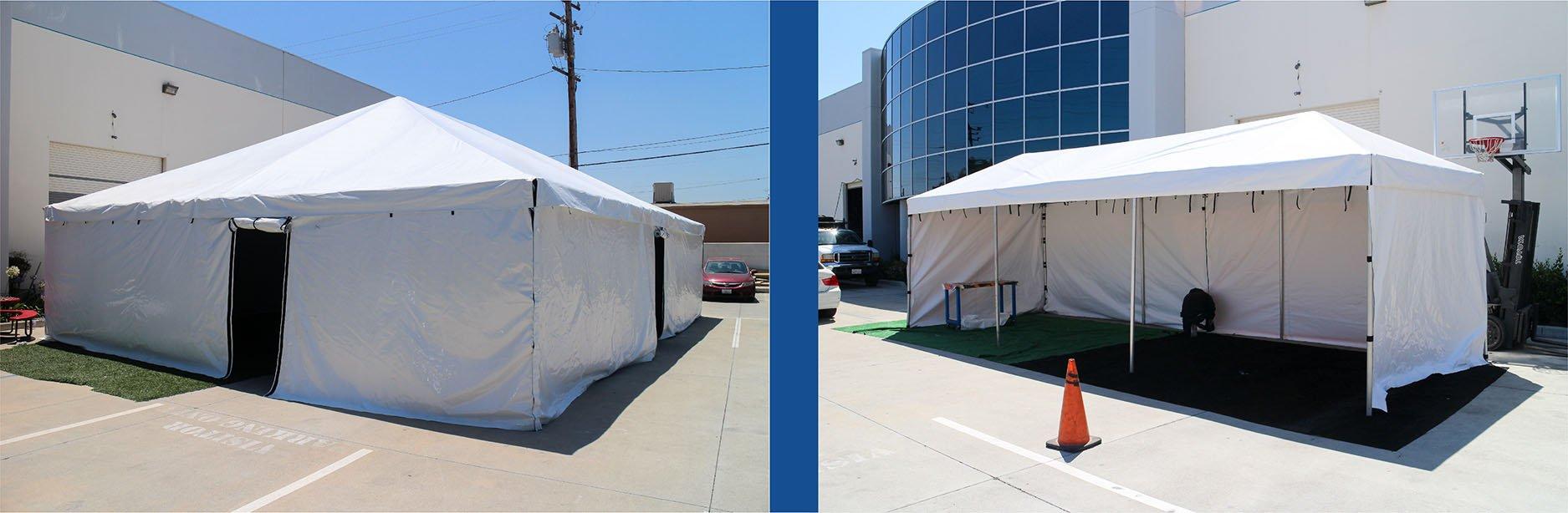 medical-tents