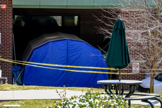 medical-triage-tent